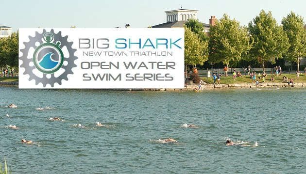 New Town Open Water Swim Series