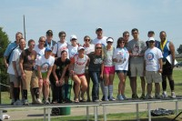 2012 USAT Club Championships Third Place for large clubs division.