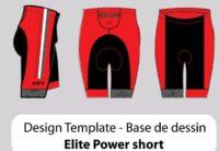 Basic Tri short design