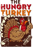 Hungry Turkey