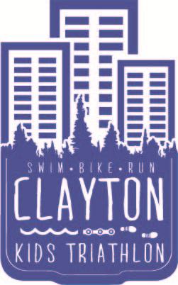 Clayton Kids Triathlon